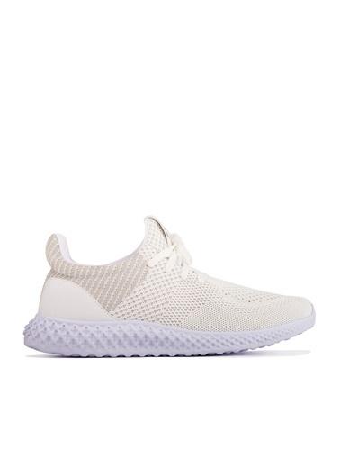 Slazenger Slazenger ATOMIC Yürüyüş Erkek Ayakkabı  Beyaz
